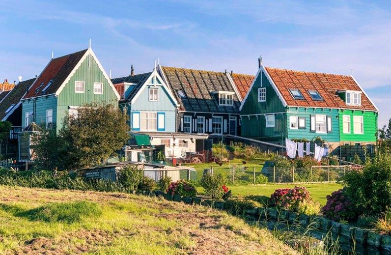 Marken is een mooie plek die thuis hoort op jouw Nederland bucketlist