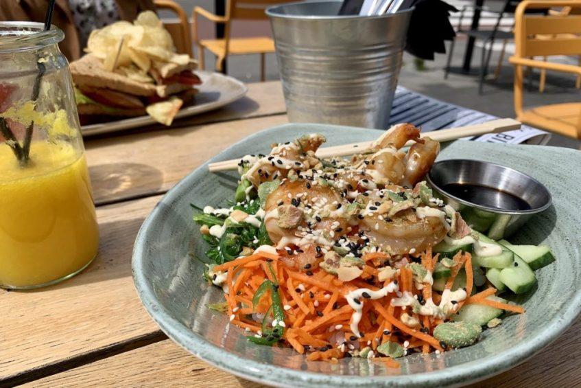 Als je gaat lunchen in Groningen breng dan een bezoek aan Flinders