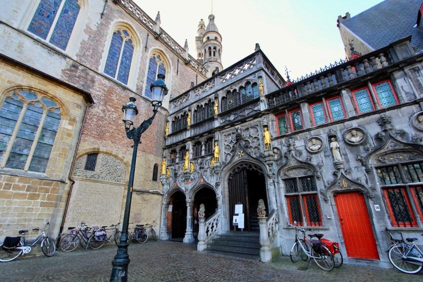 Bezienswaardigheden Brugge het Belfort bezoeken is een van de leukste dingen om te doen