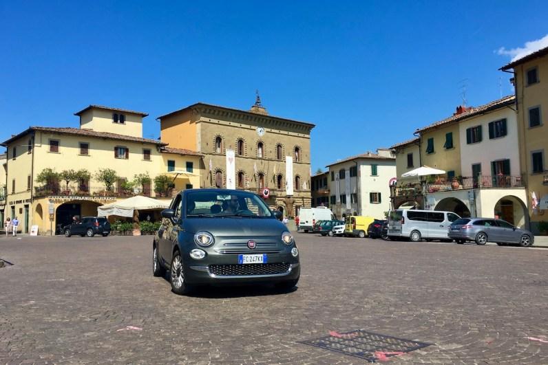 Roadtrip rote door Toscane in 8 dagen
