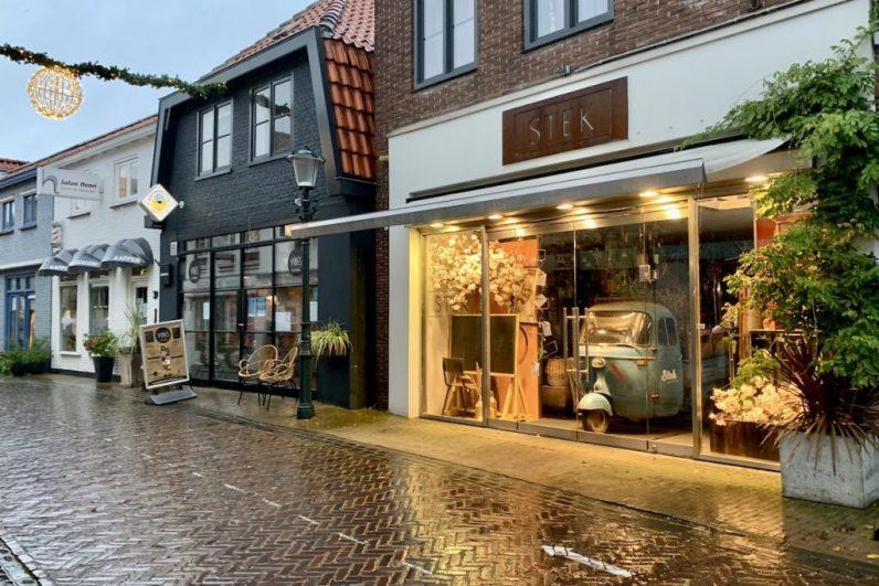 Restaurant Vibes is een leuk restaurant op Texel waar je goed kunt eten