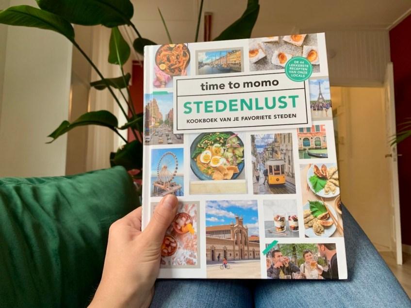 Op zoek naar de leukste cadeaus voor reizigers? Denk dan ook eens aan het boek Stedenlust!