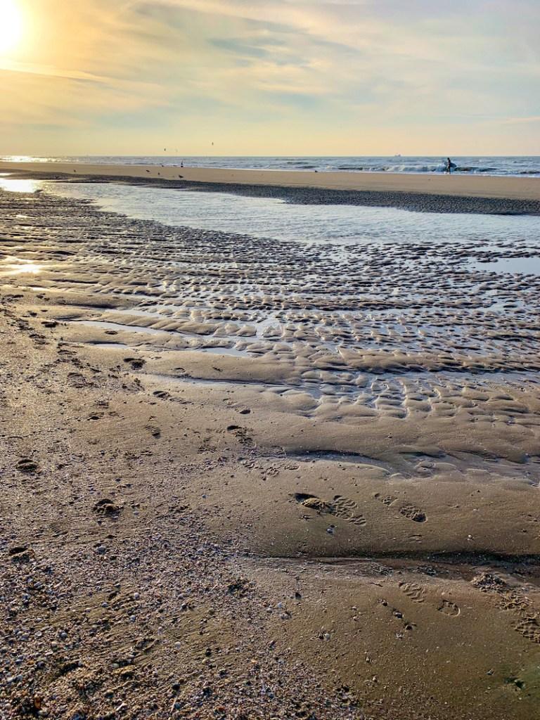 Wat te doen in omgeving Zandvoort? Maak een hele fijne strandwandeling en struin over de Zandvoort boulevard