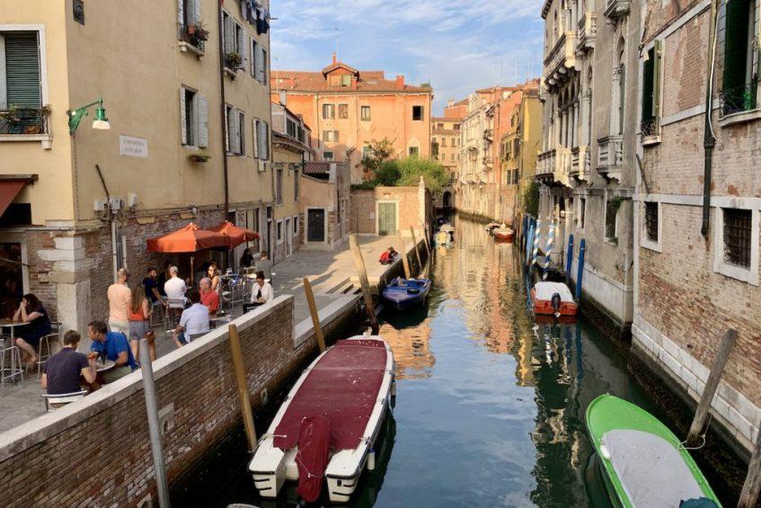 Struinen door de straten van Venetie is geweldig er is zoveel te zien en doen in Venetie