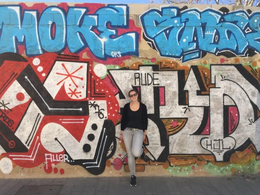 Ga in Valencia wandelen en op zoek naar street art in de wijk El Carmen, de plek voor mooie straatkunst