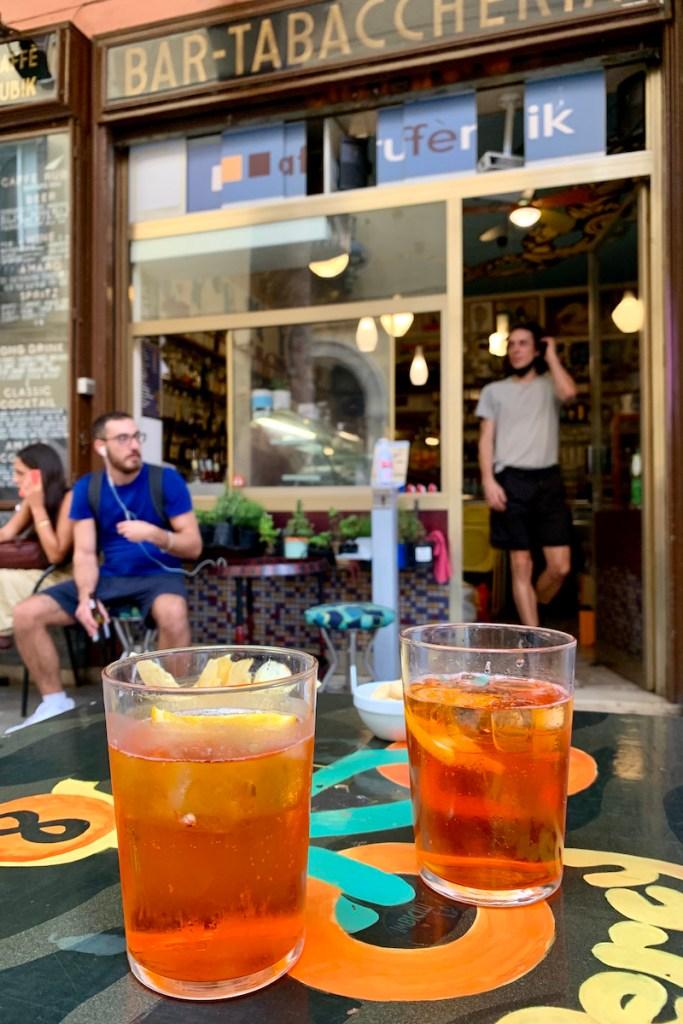Ga lekker eten in Bologna bij Cafe Rubik