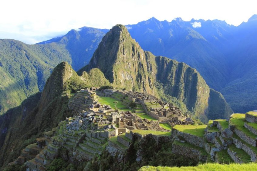 Bezoek Machu Piccu een van de mooiste activiteiten ter wereld