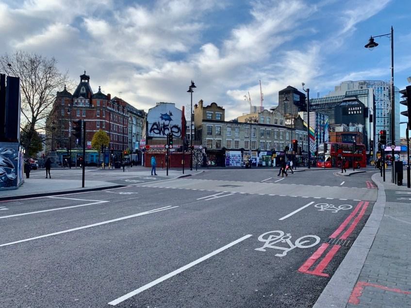 Londen tips: wat te doen in Londen: bezoek Shoreditch in Londen