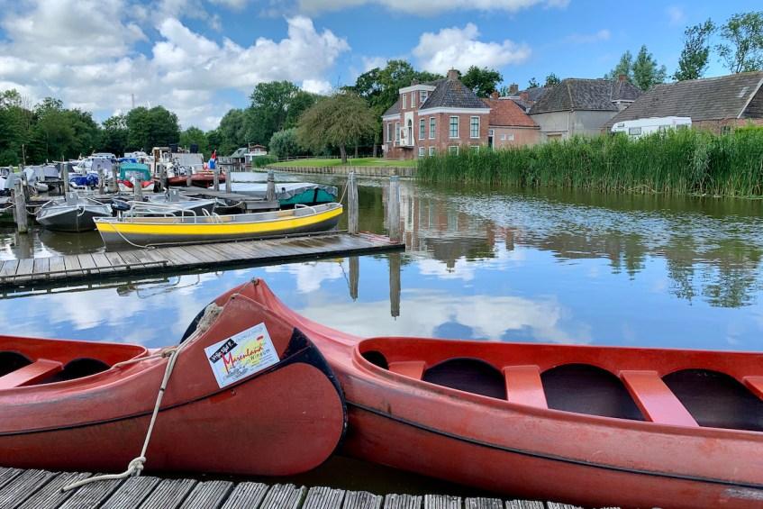 Ga suppen in Winsum en ontdek het mooiste dorp van Nederland vanaf het water