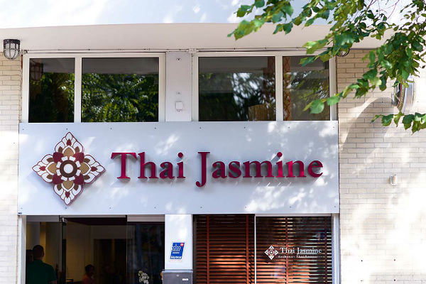 Het sfeervolle Thai Jasmine