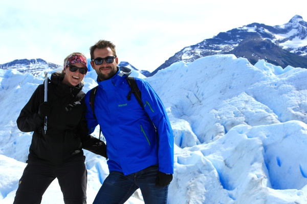 Hiking the Perito Moreno Glacier