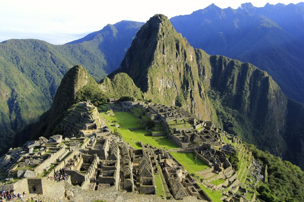 De magie van Machu Picchu