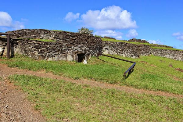 Een huis in Orongo Village