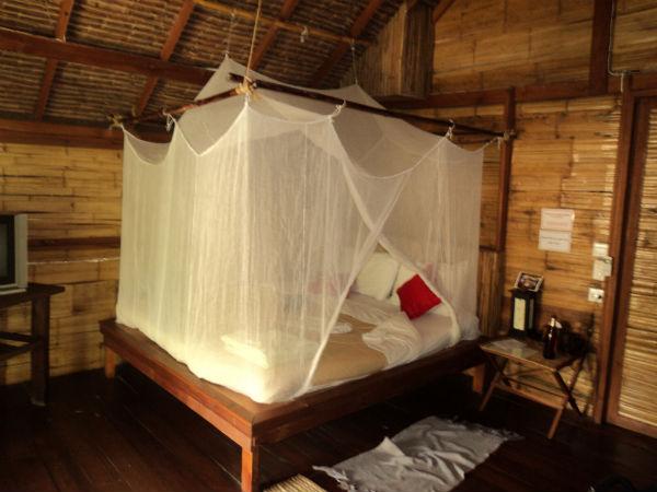 De heerlijke hutjes van Baan Pai Village