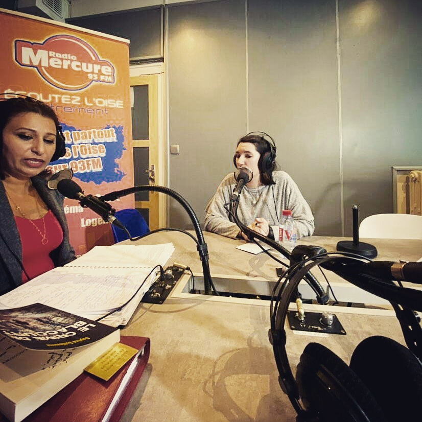 Interview TV & radio