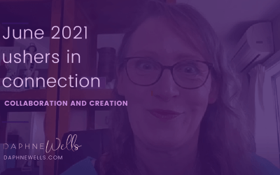 June 2021 ushers in connection, collaboration and creation