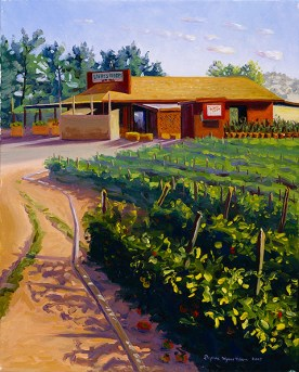 """Larry's Produce"" by Daphne Wynne Nixon"