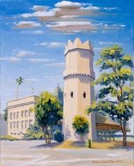 """""""Fairfield Castle Tank House"""" by Daphne Wynne Nixon"""