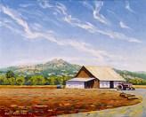 """""""Done Plowing"""" by Daphne Wynne Nixon"""