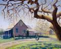 """Henry Studer's House in Old Cordelia"" by Daphne Wynne Nixon"
