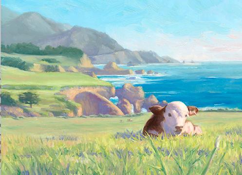 Big Sur, Little Calf