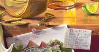 """Detail from """"Dora's Secret"""""""