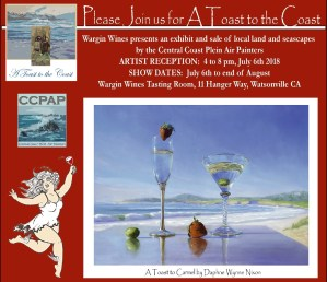 Coastal Plein Air Painters Juried Show