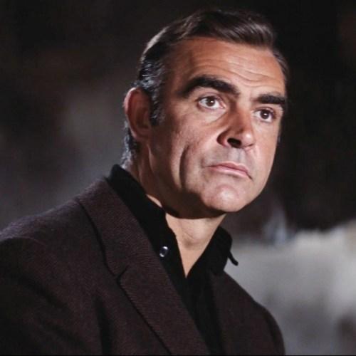 Sean Connery wig