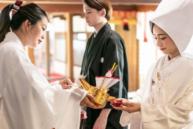 Japanese Wedding Traditions   Dapper Affairs