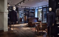 Thom Sweeney, Bruton Place - by Jamie Smith 2