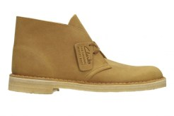 Desert Boot Mustard £89 €115