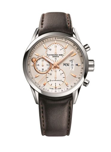 RAYMOND WEIL MEN'S FREELANCER AUTOMATIC CHRONOGRAPH WATCH product