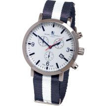 Smart Turnout Men's London Watch Yale University Chronograph Watch