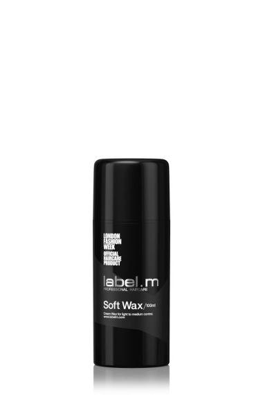 Label M_Pump_100ml_Soft Wax
