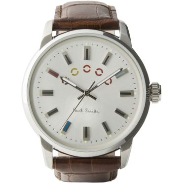 PAUL SMITH MEN'S BLOCK WATCH - Copy
