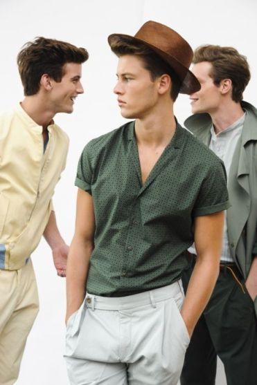 Cuban Shirt Style Inspo