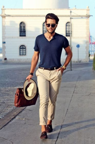 Mens Lightweight Trousers