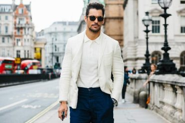 Gandy polo suit