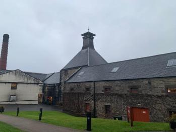 Aberfeldy distillery 1