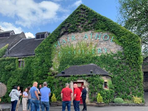 Blair Athol distillery 2