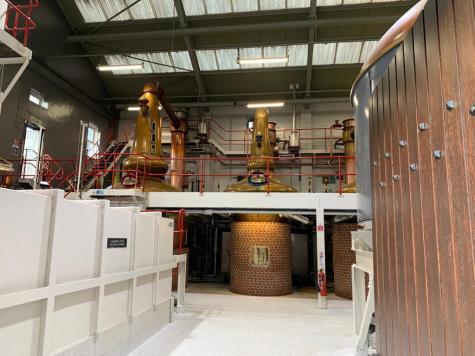 Glengoyne distillery 2