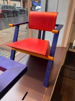 The Room - Pyramid Chair by Fred Baier