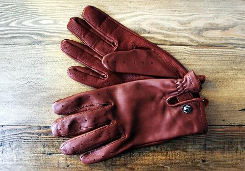 OrvisLambskin Driving Gloves