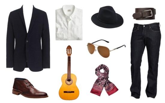 Style Scenario: The Casual, Minimum Costume, Halloween Party   Dappered.com