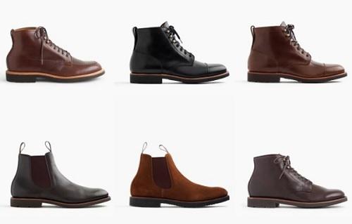 J. Crew Kenton Boots