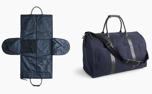Ludlow Garment Duffle Bag
