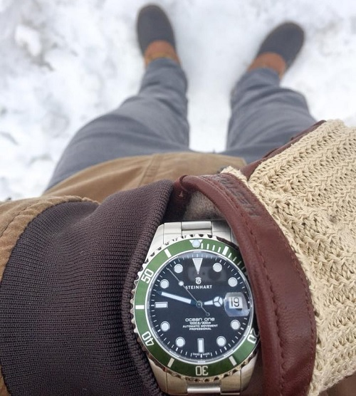 What Watch I Wore Today | Dappered.Threads.com