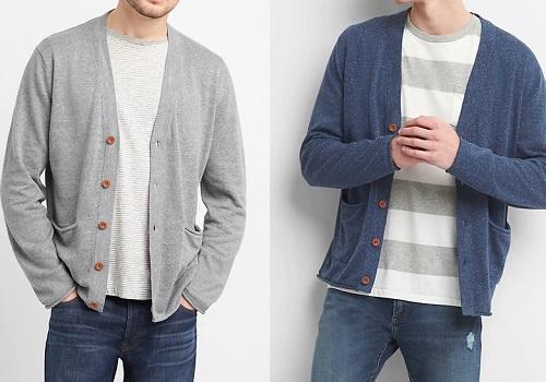 GAP Cotton/Linen Cardigan