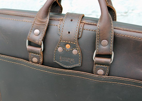 In Review: The New Saddleback Flight Bag | Dappered.com