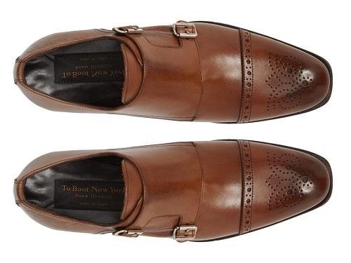 To Boot New YorkDreyfus Cap Toe Monk Shoe